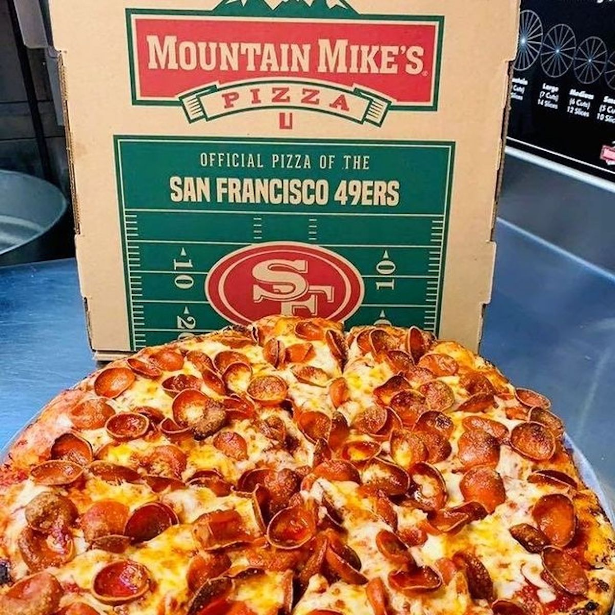 Mountain Mike's Pizza to Open San Mateo Location