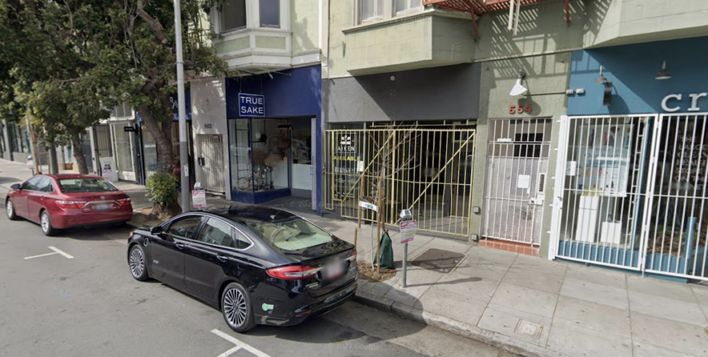 True Sake Possibly Moving to New Location in Hayes Valley