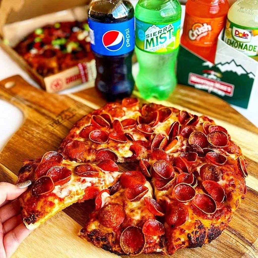 Mountain Mike's Brings Crispy, Curly Pepperoni to Daly City