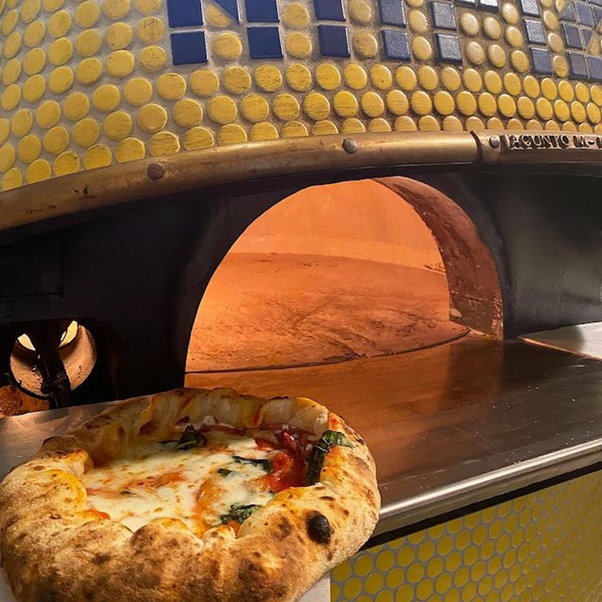 Na' Pizza to Bring Wood-Fired Slices to the Marina District